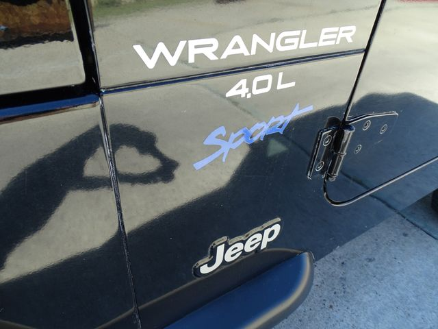 1998 Jeep Wrangler Sport Corpus Christi, Texas 8