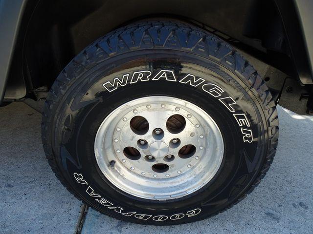 1998 Jeep Wrangler Sport Corpus Christi, Texas 11