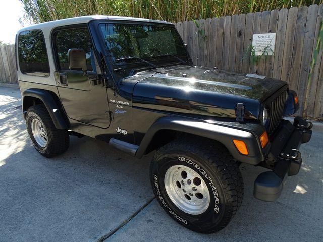 1998 Jeep Wrangler Sport Corpus Christi, Texas 1