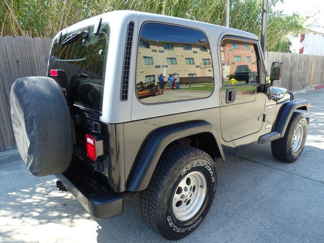 1998 Jeep Wrangler Sport Corpus Christi, Texas 3