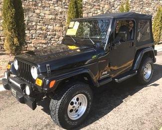 1998 Jeep Wrangler Sport Knoxville, Tennessee 2