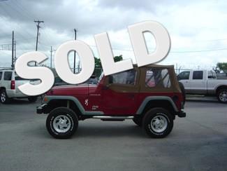 1998 Jeep Wrangler SE San Antonio, Texas