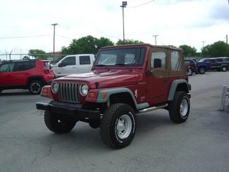 1998 Jeep Wrangler SE San Antonio, Texas 1