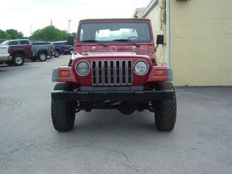 1998 Jeep Wrangler SE San Antonio, Texas 2