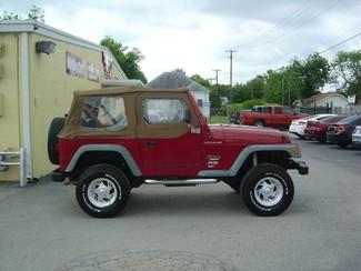 1998 Jeep Wrangler SE San Antonio, Texas 4