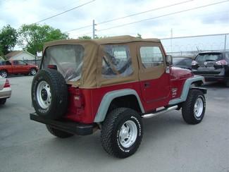 1998 Jeep Wrangler SE San Antonio, Texas 5