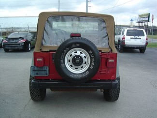1998 Jeep Wrangler SE San Antonio, Texas 6