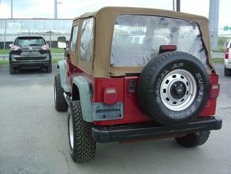 1998 Jeep Wrangler SE San Antonio, Texas 7