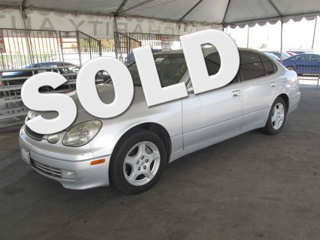 1998 Lexus GS 300 Luxury Please call or e-mail to check availability All of our vehicles are av