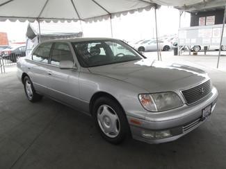 1998 Lexus LS400 Gardena, California 3