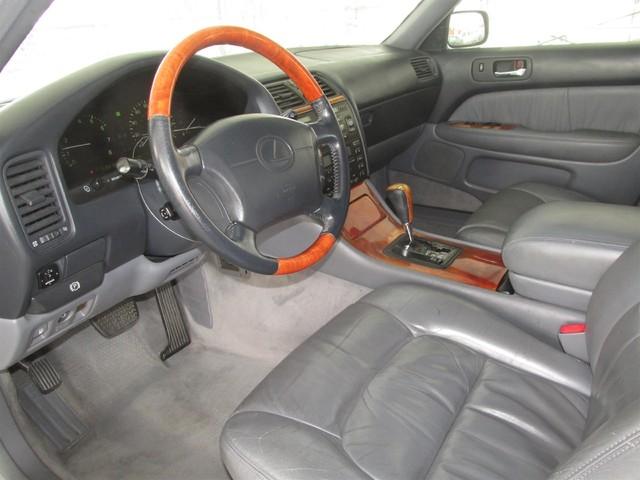 1998 LEXUS LS400