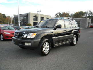 1998 Lexus LX 470 Luxury Wagon  in dalton, Georgia