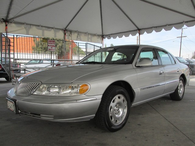 1998 Lincoln Continental Please call or e-mail to check availability All of our vehicles are ava