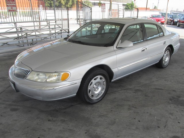1998 Lincoln Continental Please call or e-mail to check availability All of our vehicles are av