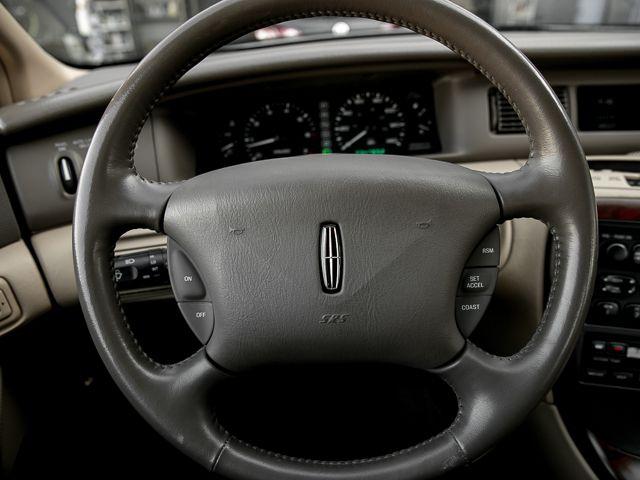 1998 Lincoln Mark VIII LSC Burbank, CA 10