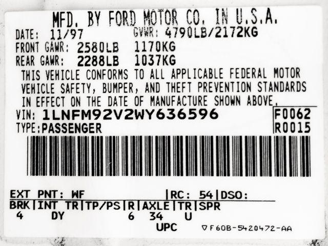 1998 Lincoln Mark VIII LSC Burbank, CA 15