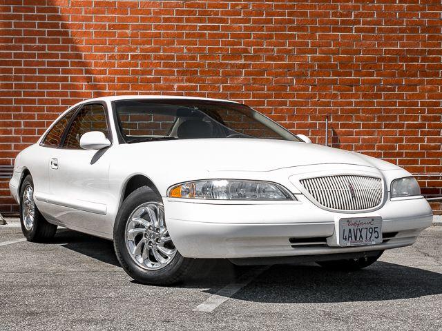 1998 Lincoln Mark VIII LSC Burbank, CA 2