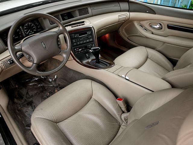 1998 Lincoln Mark VIII LSC Burbank, CA 20