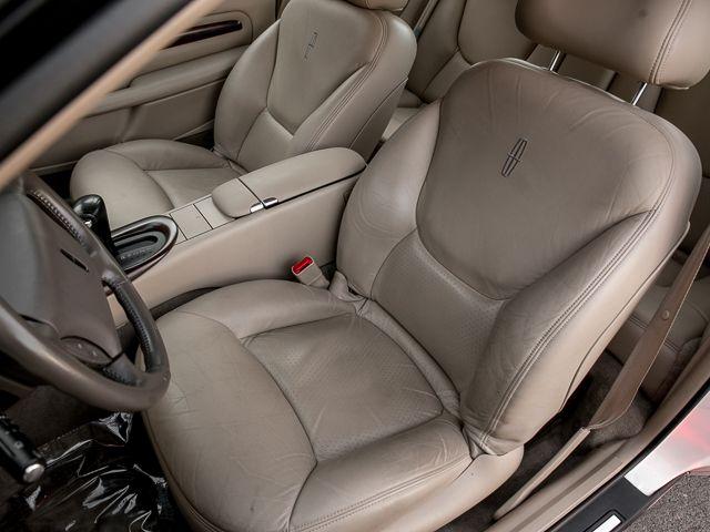 1998 Lincoln Mark VIII LSC Burbank, CA 21