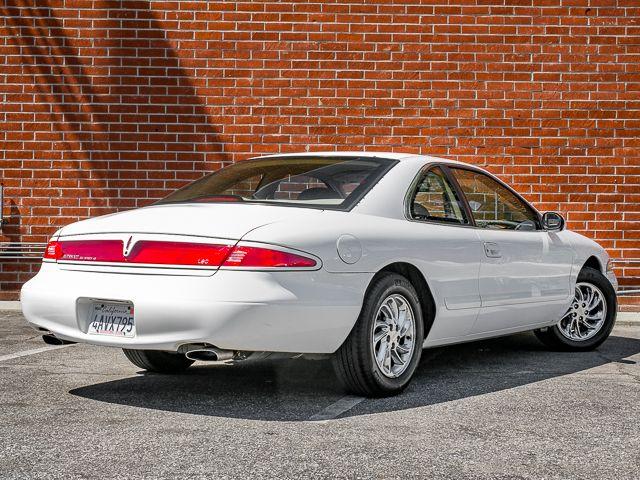 1998 Lincoln Mark VIII LSC Burbank, CA 3