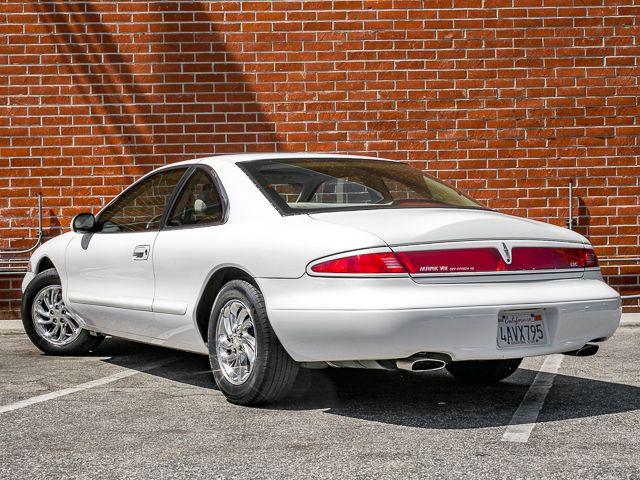 1998 Lincoln Mark VIII LSC Burbank, CA 5