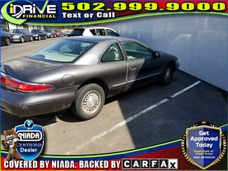 1998 Lincoln Mark VIII in Louisville Kentucky
