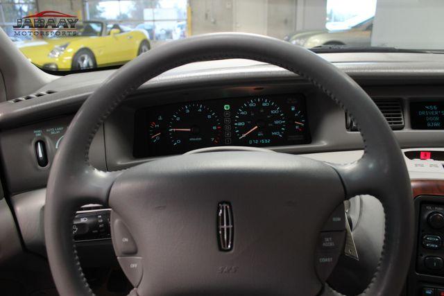 1998 Lincoln Mark VIII Merrillville, Indiana 17
