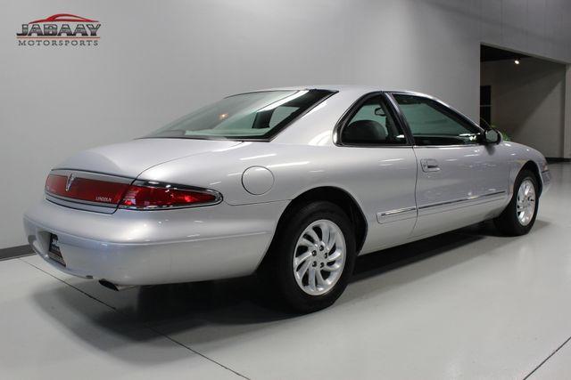 1998 Lincoln Mark VIII Merrillville, Indiana 4