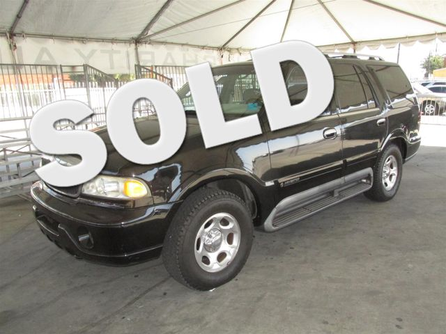 1998 Lincoln Navigator Please call or e-mail to check availability All of our vehicles are avai