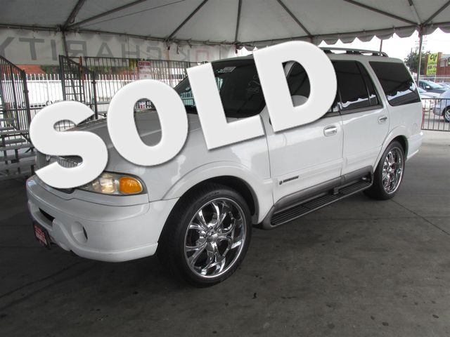 1998 Lincoln Navigator This particular Vehicle comes with 3rd Row Seat Please call or e-mail to c