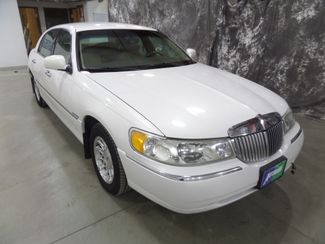 1998 Lincoln Town Car in , ND