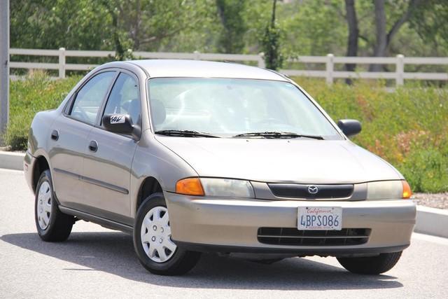 1998 Mazda Protege DX Santa Clarita, CA 3
