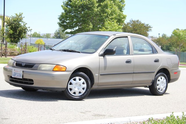 1998 Mazda Protege DX Santa Clarita, CA 1