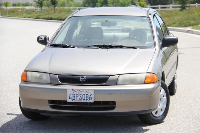 1998 Mazda Protege DX Santa Clarita, CA 4