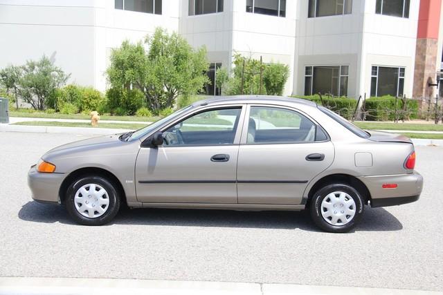 1998 Mazda Protege DX Santa Clarita, CA 11