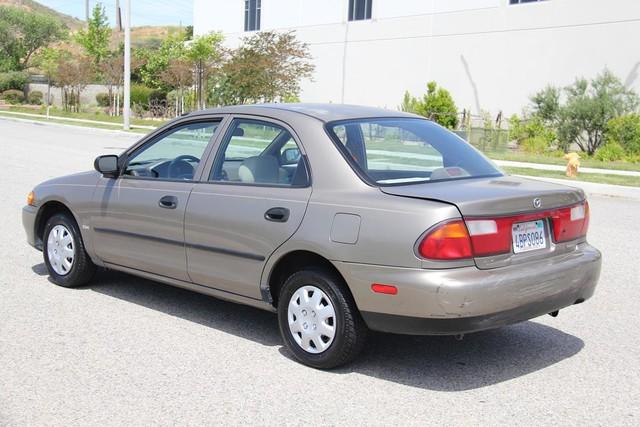 1998 Mazda Protege DX Santa Clarita, CA 5