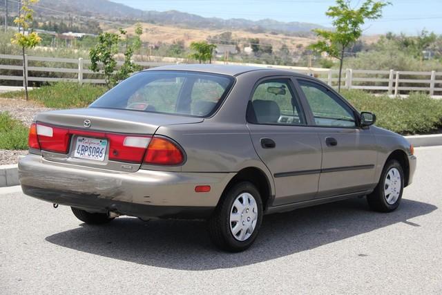 1998 Mazda Protege DX Santa Clarita, CA 6