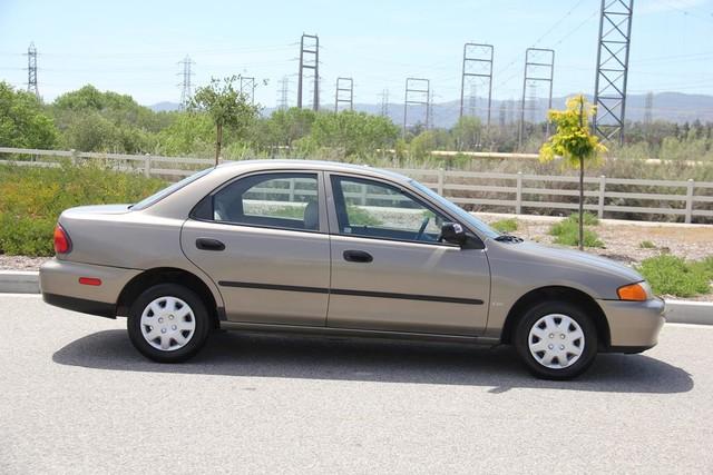 1998 Mazda Protege DX Santa Clarita, CA 12