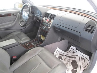 1998 Mercedes-Benz C280 Gardena, California 8