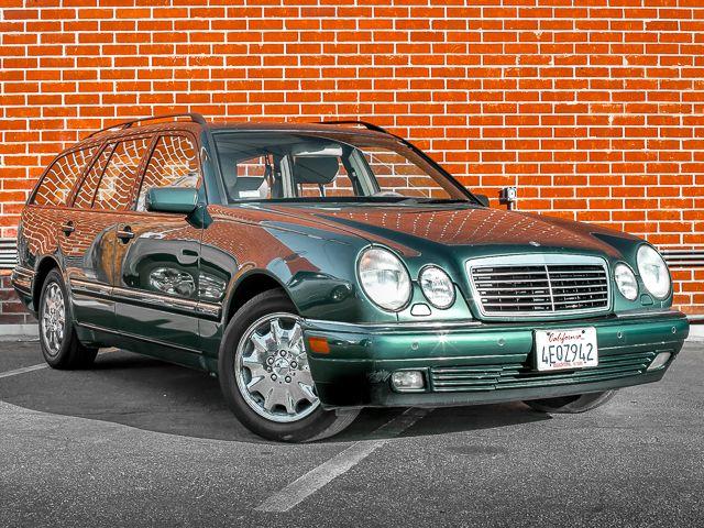 1998 Mercedes-Benz E320 Burbank, CA 1