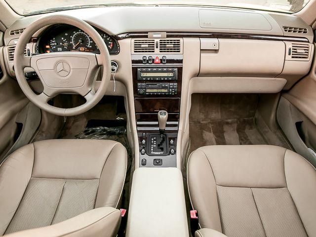 1998 Mercedes-Benz E320 Burbank, CA 8