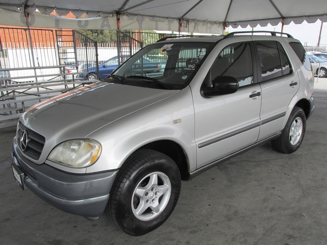 1998 Mercedes ML320 Please call or e-mail to check availability All of our vehicles are availabl