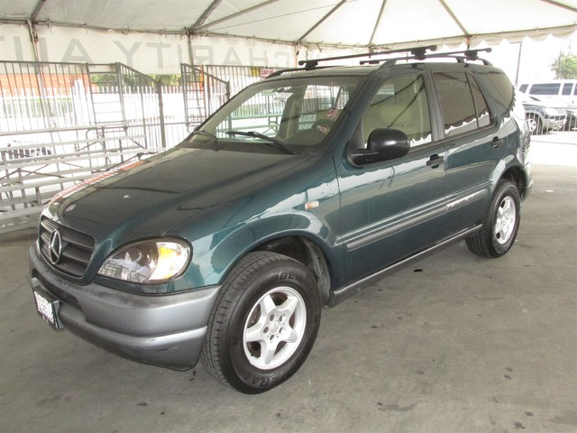1998 Mercedes ML320 Please call or e-mail to check availability All of our vehicles are availab