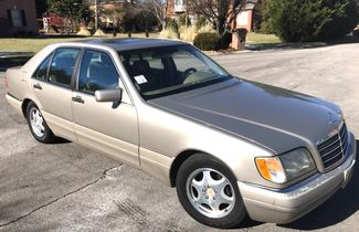 1998 Mercedes-Benz-3 Owner!! Loaded!! S Class-CARMARTSOUTH.COM S320W-BUY HERE PAY HERE!! Knoxville, Tennessee