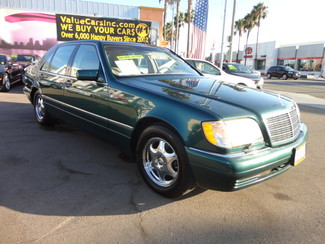 1998 Mercedes-Benz S420 in National City CA