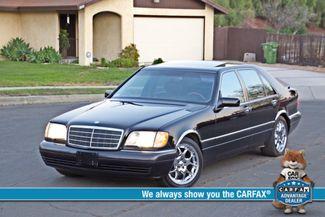 1998 Mercedes-Benz S420 SEDAN AUTOMATIC  NEW TIRES SERVICE RECORDS! Woodland Hills, CA