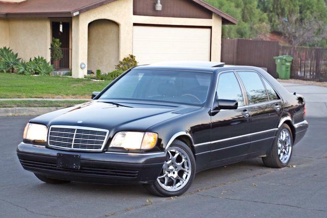 1998 Mercedes-Benz S420 SEDAN AUTOMATIC  NEW TIRES SERVICE RECORDS! Woodland Hills, CA 1