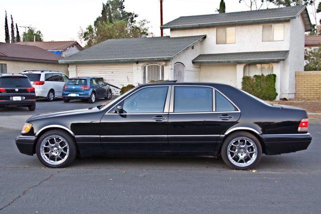 1998 Mercedes-Benz S420 SEDAN AUTOMATIC  NEW TIRES SERVICE RECORDS! Woodland Hills, CA 2