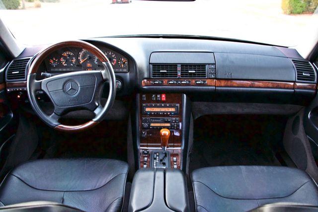 1998 Mercedes-Benz S420 SEDAN AUTOMATIC  NEW TIRES SERVICE RECORDS! Woodland Hills, CA 15