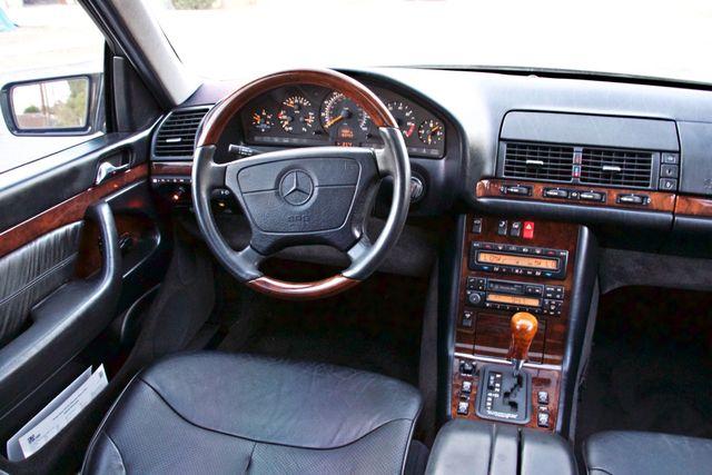 1998 Mercedes-Benz S420 SEDAN AUTOMATIC  NEW TIRES SERVICE RECORDS! Woodland Hills, CA 16